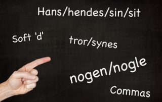 5 typical mistakes foreigners make in Danish